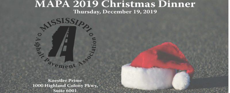 MAPA 2019 Christmas Dinner