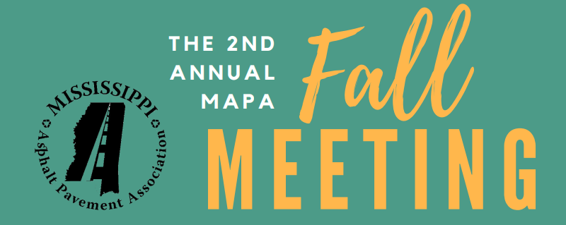 The Second Annual MAPA Fall Meeting