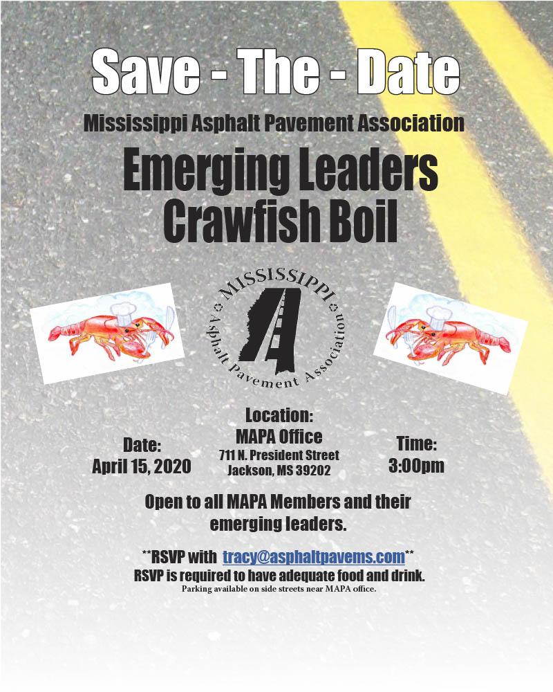 2020 Emerging Leaders Crawfish Boil